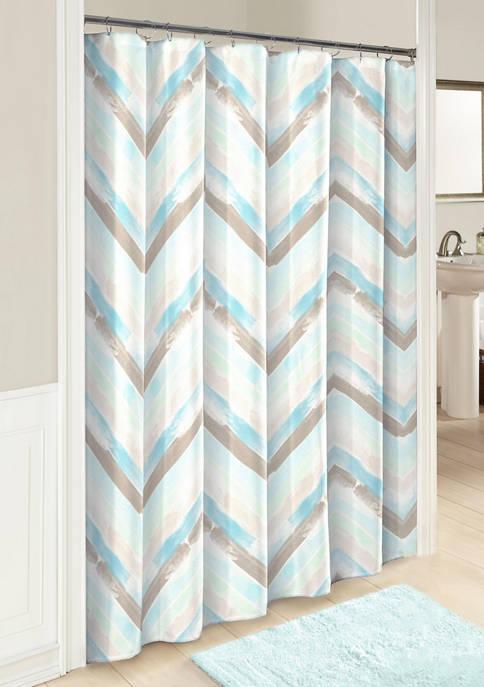 Baxter Shower Curtain