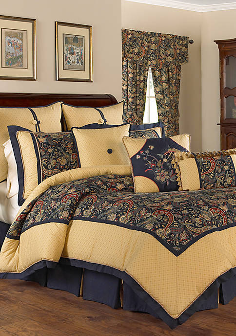 Rhapsody Queen Comforter Set 92-in. x 96-in.