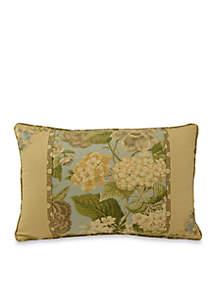 Garden Glory Breakfast Pillow