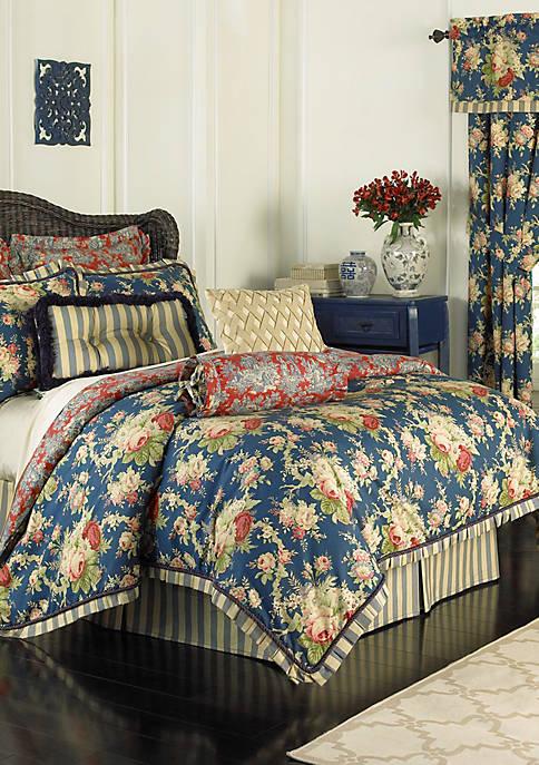 Waverly® Sanctuary Rose Comforter Set