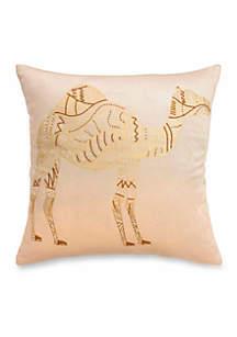 Sabrine Beaded Decorative Pillow