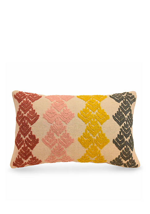 Blissliving HOME® Dina Embellished Decorative Pillow