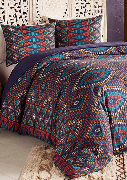 Blissliving HOME® Berber Textile Full/Queen Duvet Set