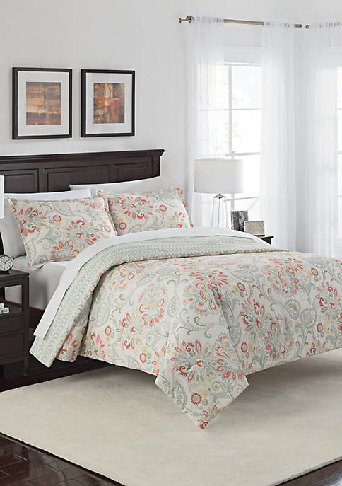 Marble Hill Carlisle Comforter Set