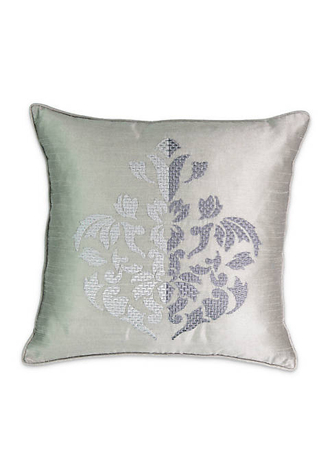 Beautyrest Chacenay Embroidered Decorative Pillow