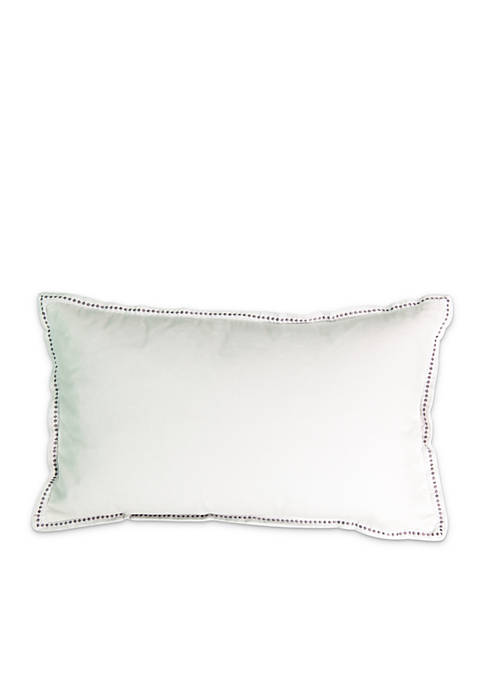 Beautyrest Chacenay Faux Velvet Decorative Pillow
