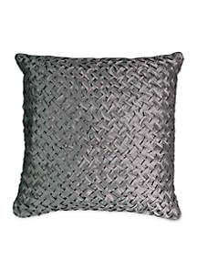 Chacenay Faux Silk Decorative Pillow