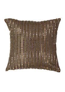 Sandrine Beaded Decorative Pillow