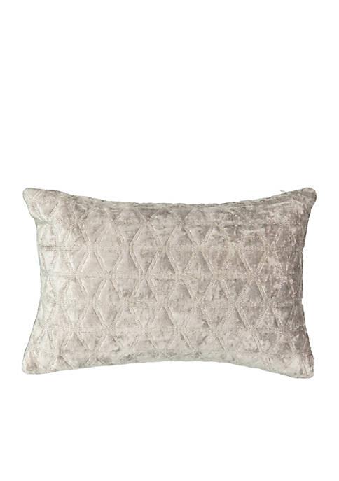 Beautyrest Social Call Velvet Decorative Pillow