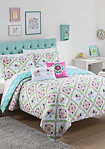 Bollywood Comforter Set