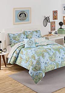Waverly Kids Buon Viaggio Bedding Collection