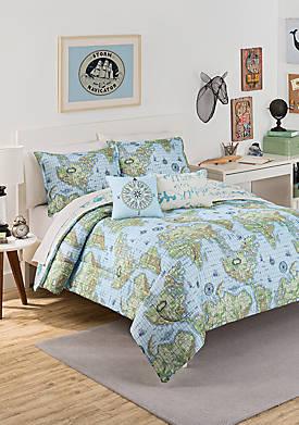 Buon Viaggio Comforter Set