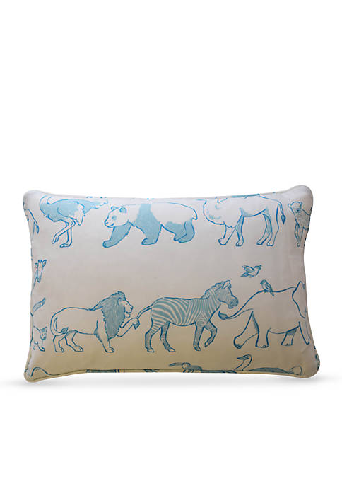 Buon Viaggio Decorative Pillow