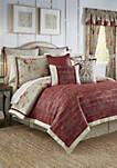Fresco Flourish Four-Piece Reversible Bedding Collection