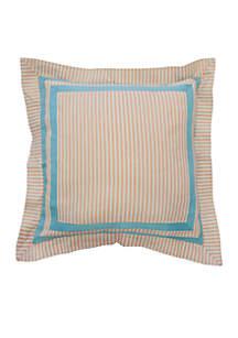 Candid Moment Framework Decorative Pillow