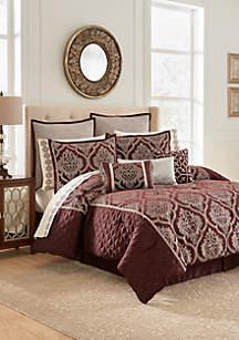 Edinburg 13-Piece Comforter Set