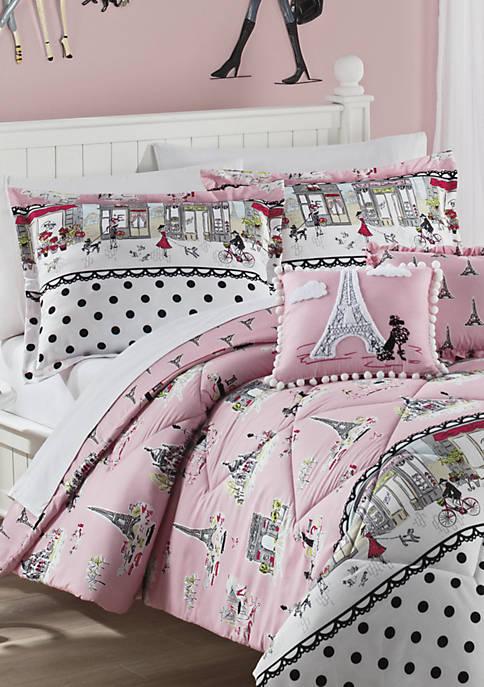 Ooh La La Comforter Set
