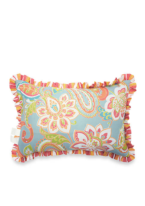 Waverly Kids Wild Card Oblong Decorative Accessory Pillow