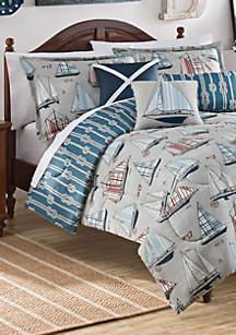 Waverly Kids Set Sail Comforter Set