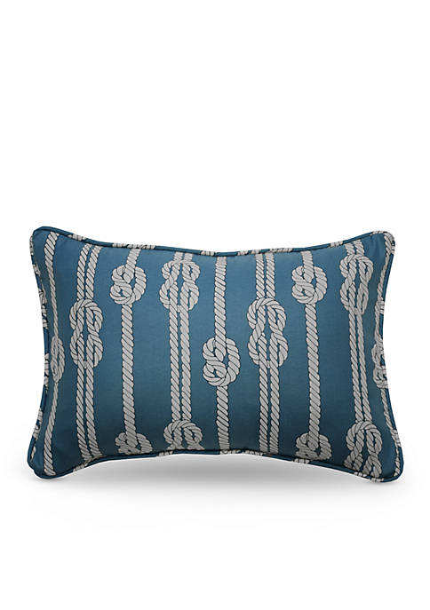 Set Sail Oblong Decorative Accessory Pillow