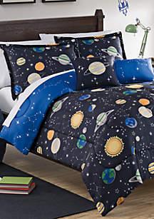 Waverly Kids Space Adventure Comforter Set