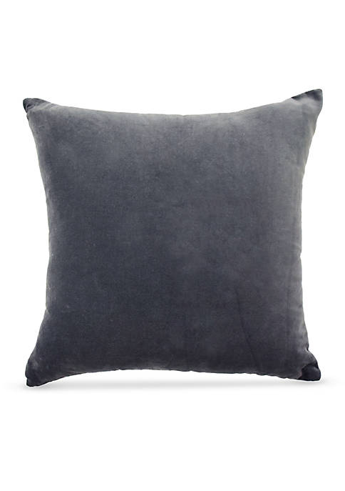 Beautyrest Normandy Faux Velvet Decorative Pillow