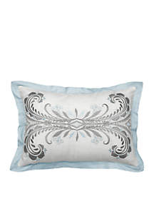 Arlee Embroidered Decorative Pillow