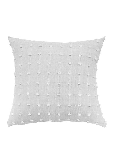 Indochine Tufting Decorative Pillow