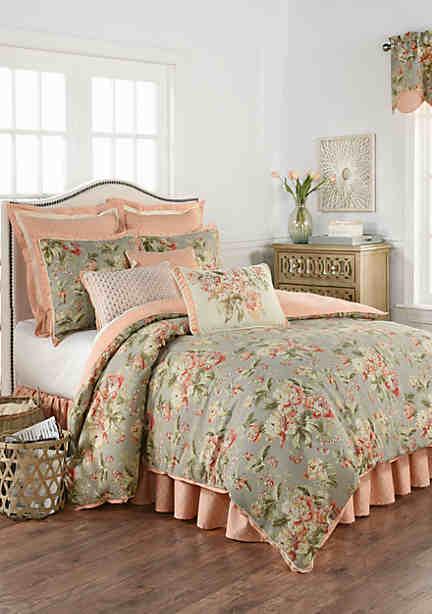 src desktop fleuretta brand plp more layer dwp shop comp by waverly a product quilt set comforters quilts bedding comforter belk
