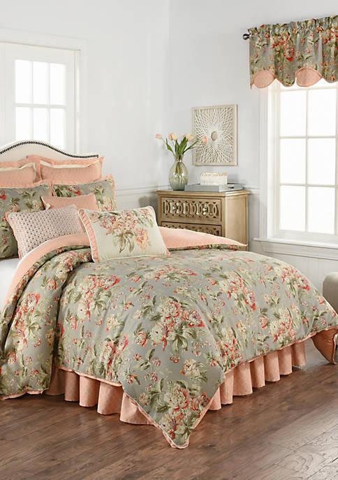 Waverly 174 Fleuretta Comforter Set Belk