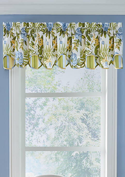 Waverly® Summer Splendor Valance