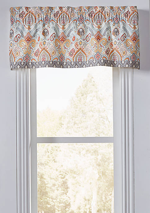 Waverly® Boho Passage Valance
