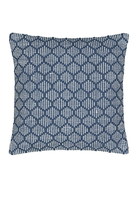 Moonlit Shadows Square Throw Pillow