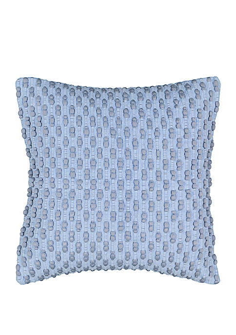 Live Artfully Textured Pillow