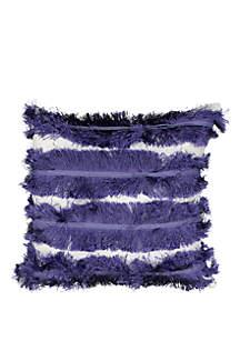 Waverly Kids La La Llama Fringe Decorative Pillow