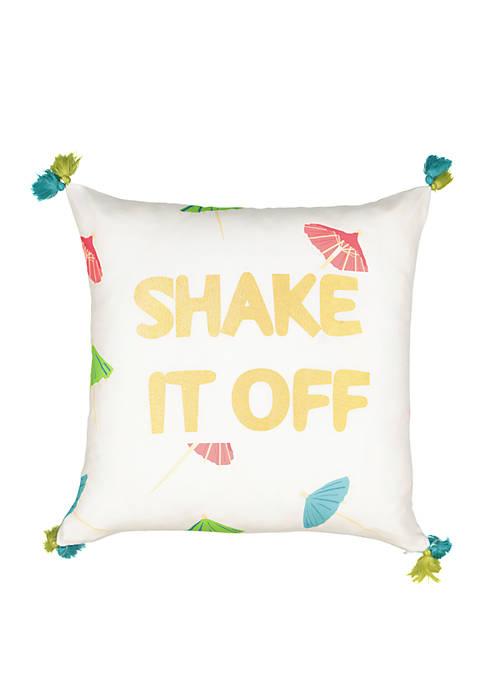 Copacabana Statement Decorative Pillow