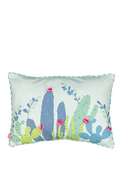 Always on Point Desert Decorative Pillow