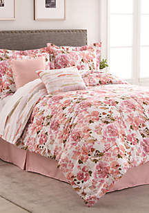 Abigail 6-Piece Comforter Bed-In-A-Bag