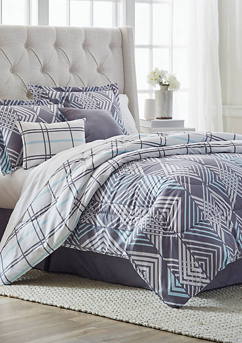 Modern. Southern. Home.™ Axel 6-Piece Comforter Bed-In-A-Bag