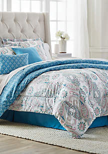 Catalina Reversible Bed In A Bag Set