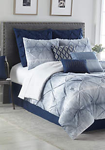 Cromwell 10-Piece Comforter Bed-In-A-Bag