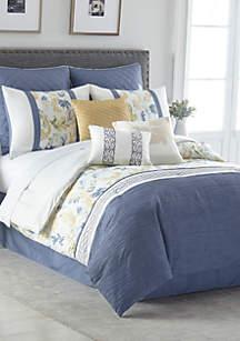 Sacramento 10-Piece Comforter Bed-In-A-Bag