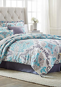 Vendela 6-Piece Comforter Bed-In-A-Bag