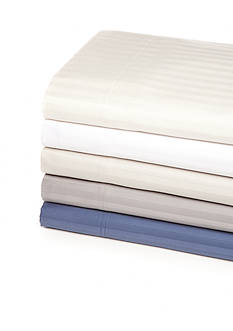 Home Accents® 325 Thread Count True Grip® Stripe Sheet Set
