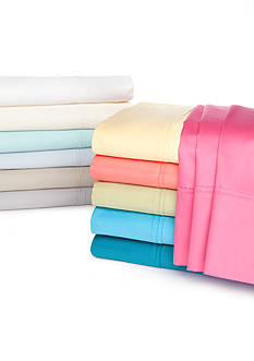 Home Accents® 300-Thread Count Cotton Sheet Set