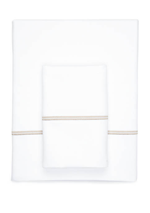 Hotel Collection 800 Thread Count Wrinkle Free Pima Cotton Pillowcase Pair