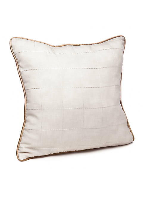 Biltmore® Lyon Square Decorative Pillow 20-in. x 20-in.