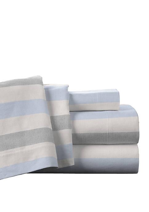 Superior Weight Cotton Flannel Sheet Set