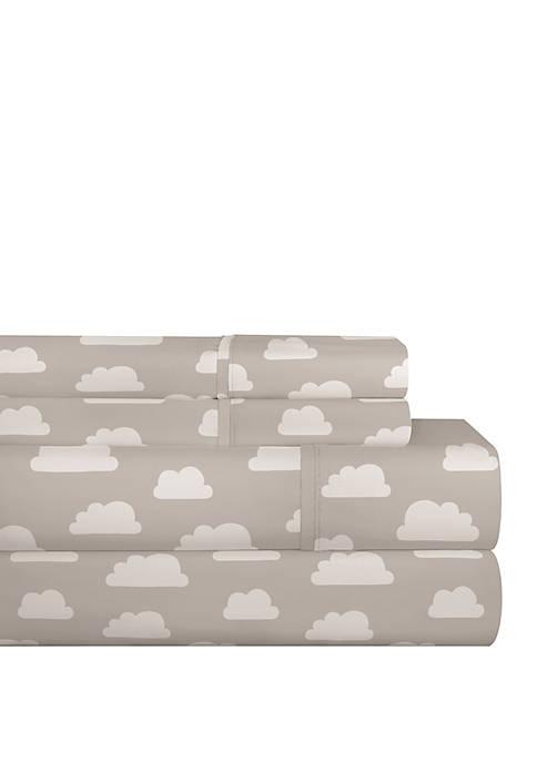 200 Thread Count Percale Cotton Sheet Set