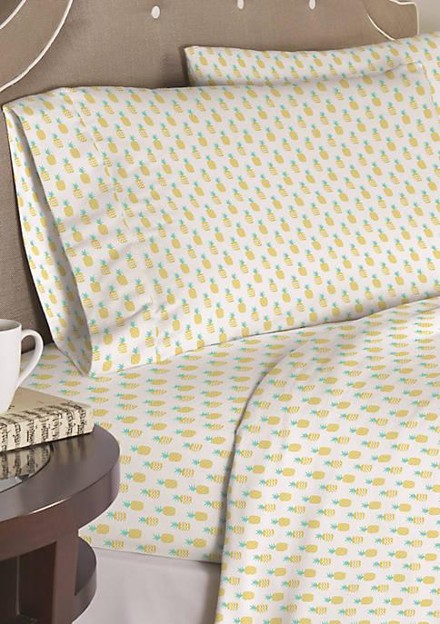 200 Thread Count Percale Cotton Duvet Set